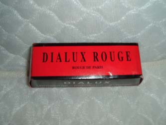 Dialux polish bar red