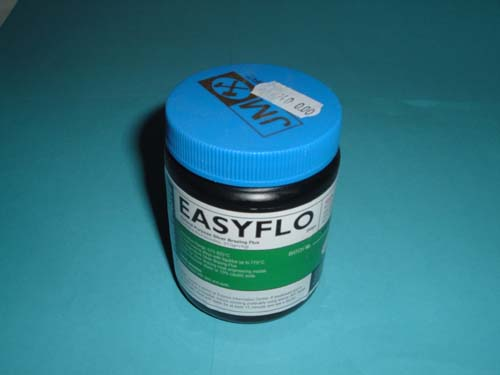 Easyflo Flux Paste for silver or gold 250 gm